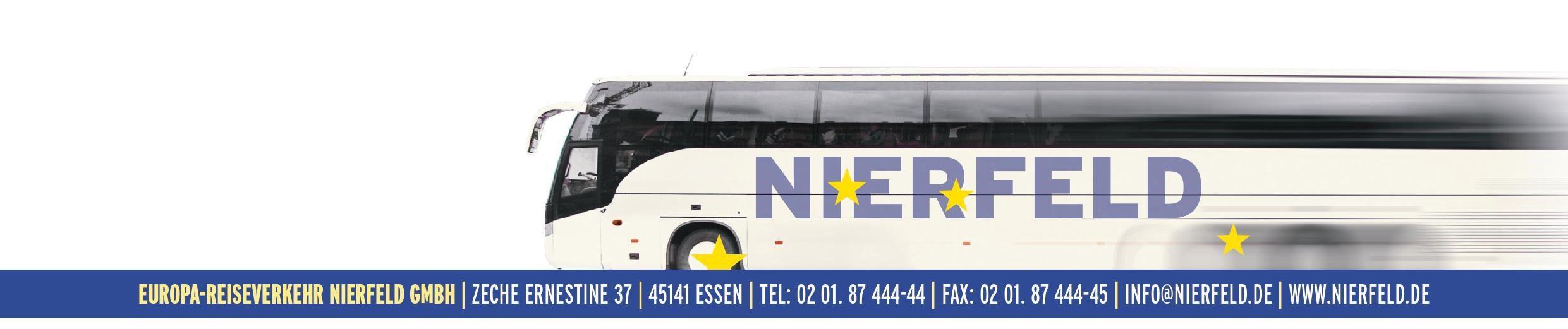 Europa-Reiseverkehr Nierfeld